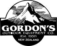 gordons outdoor equipment logo